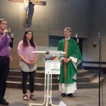 Gottesdienst am 14.06.2015 zu Flucht und Asyl