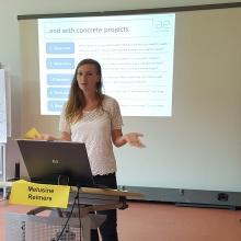 STUBE - Education without borders - Flüchtlinge internationale Studierende - Wiesbaden - Juni 2016